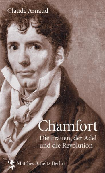 Chamfort als Buch