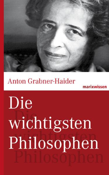 Die wichtigsten Philosophen als Buch