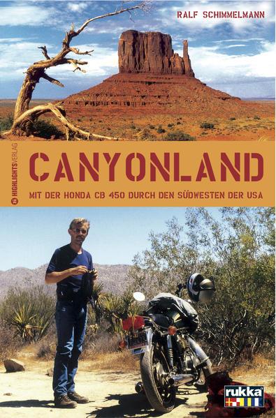 Canyonland als Buch