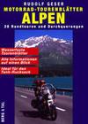Motorrad-Tourenblätter Alpen