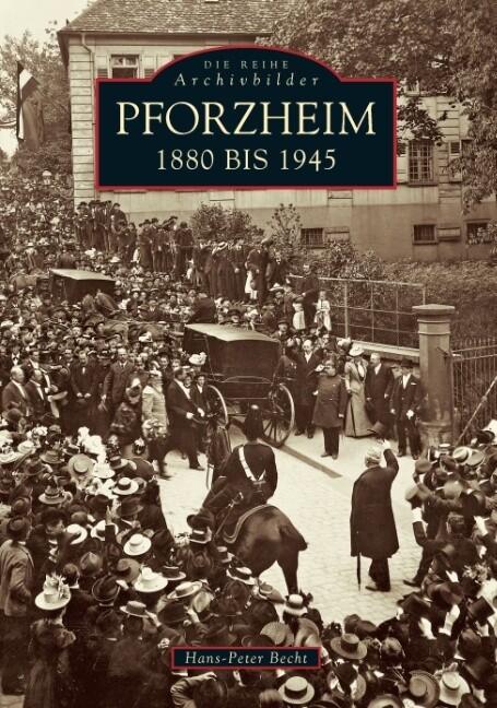 Pforzheim als Buch von Hans-Peter Becht