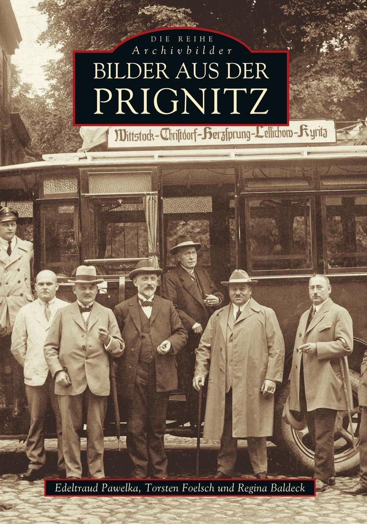 Bilder aus der Prignitz als Buch (kartoniert)