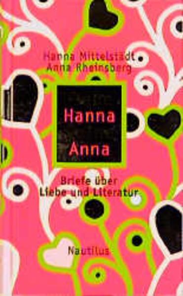 Liebe Hanna Deine Anna als Buch