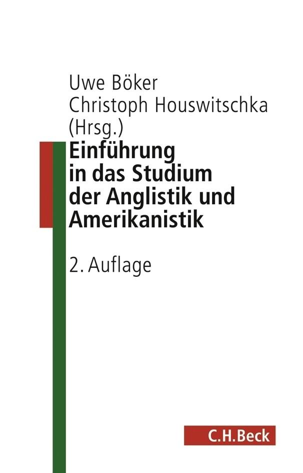 Einführung in das Studium der Anglistik und Amerikanistik als Buch