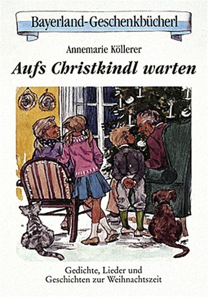 Auf's Christkind warten als Buch
