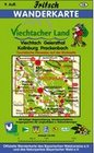 Viechtach 1 : 35 000. Fritsch Wanderkarte
