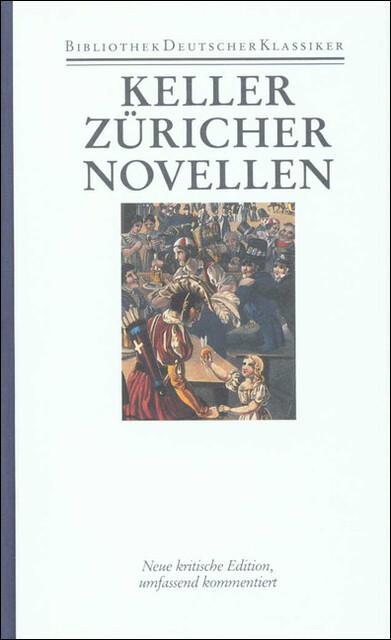 Züricher Novellen als Buch von Gottfried Keller