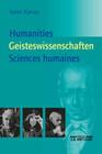 Humanities - Geisteswissenschaften - Sciences humaines