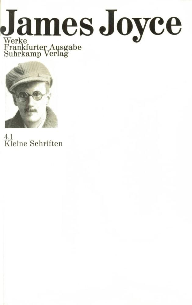 Kleine Schriften als Buch von James Joyce