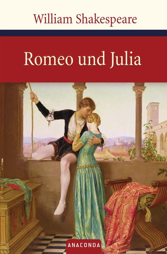 Romeo und Julia als Buch