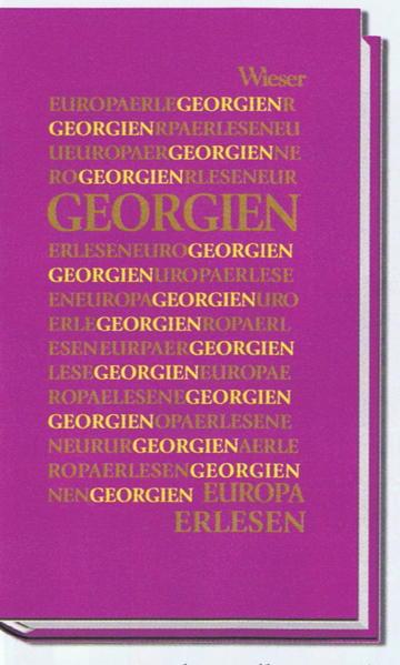 Europa Erlesen. Georgien als Buch von