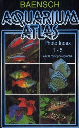 Aquarienatlas - Englische Ausgabe als Buch