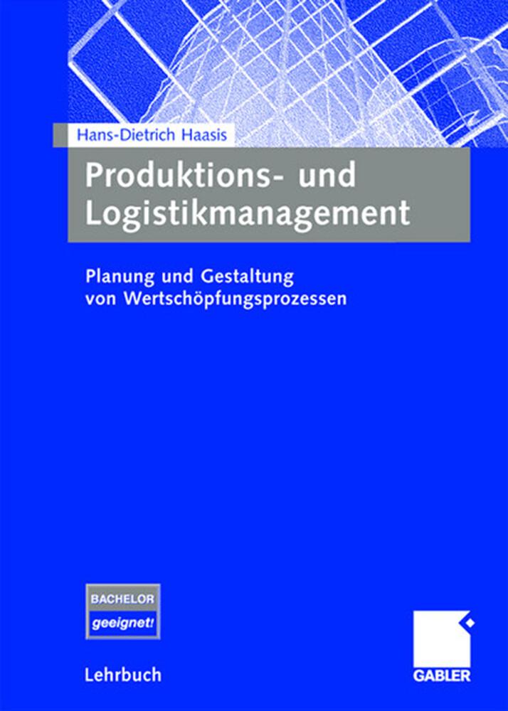 Produktions- und Logistikmanagement als Buch