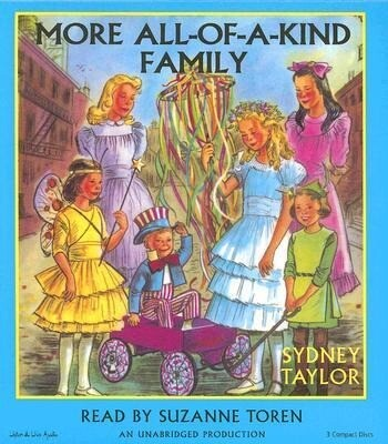 More All-Of-A-Kind Family als Hörbuch