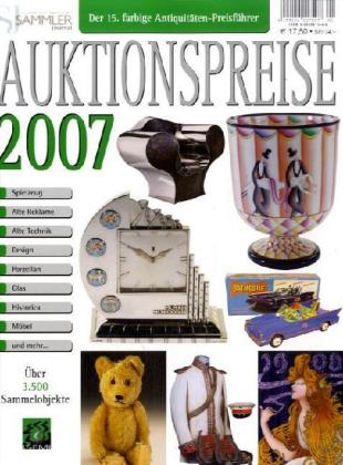 Auktionspreise 2007 als Buch von