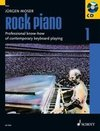 Rock-Piano 1. Inkl. CD