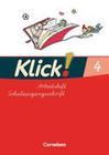 Klick! Erstlesen. Lesen und Sprache. Arbeitsheft Teil 4. Östliche Bundesländer und Berlin