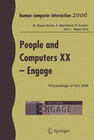 People and Computers XX - Engage: Proceedings of Hci 2006