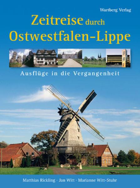 Zeitreise durch Ostwestfalen-Lippe als Buch von...