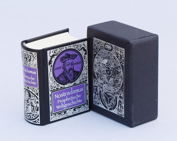 Die Prophezeiungen des Nostradamus als Buch von Michel Nostradamus