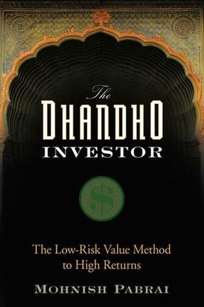 The Dhandho Investor als Buch von Mohnish Pabrai