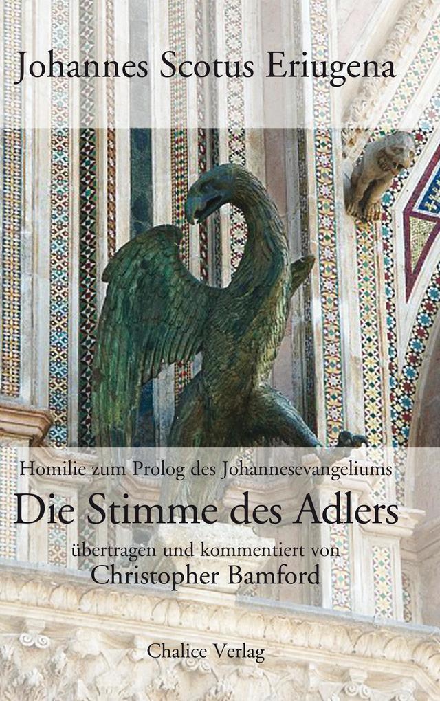 Die Stimme des Adlers als Buch