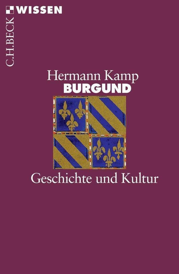 Burgund als Taschenbuch