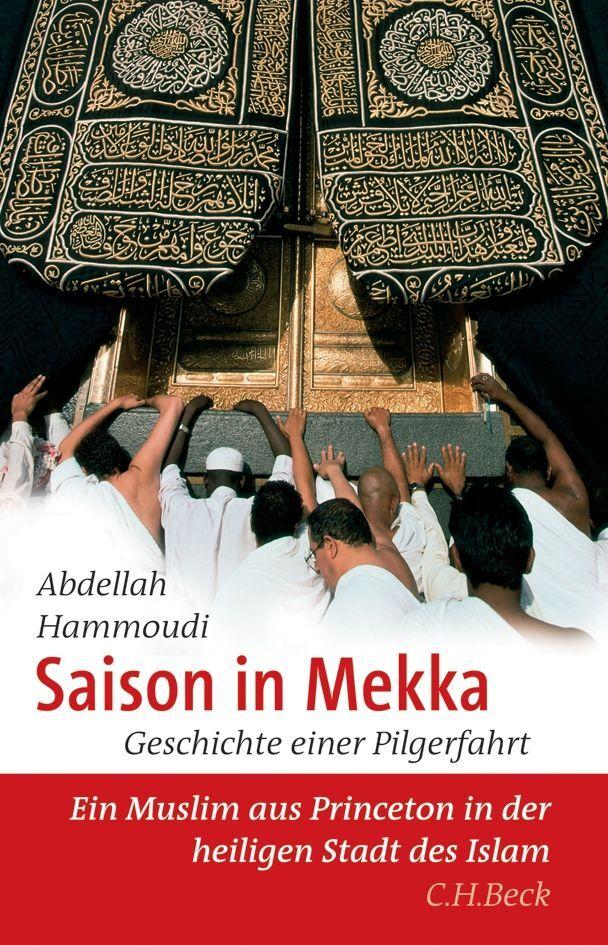 Saison in Mekka als Buch