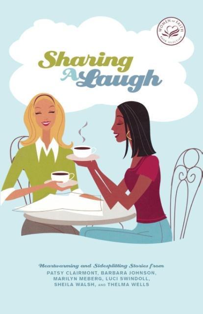 Sharing a Laugh als Taschenbuch von Women of Faith