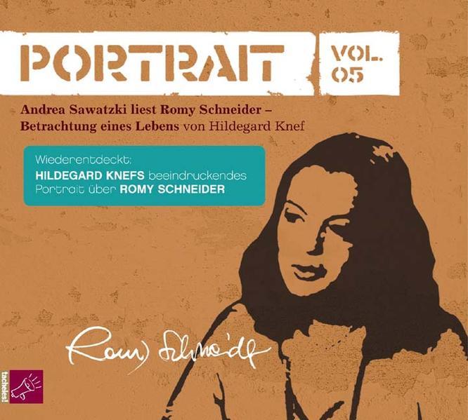 Portrait Vol. 05. Romy Schneider als Hörbuch