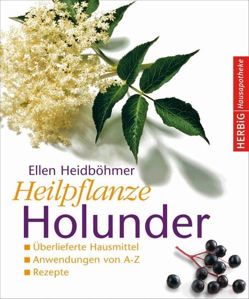 Heilpflanze Holunder als Buch