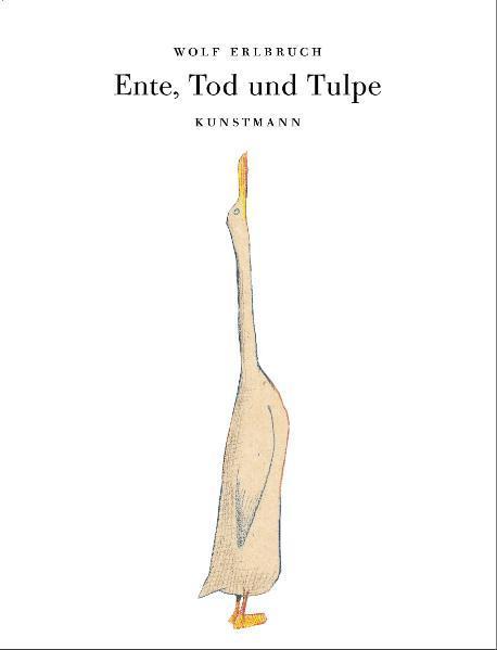 Ente, Tod und Tulpe als Buch