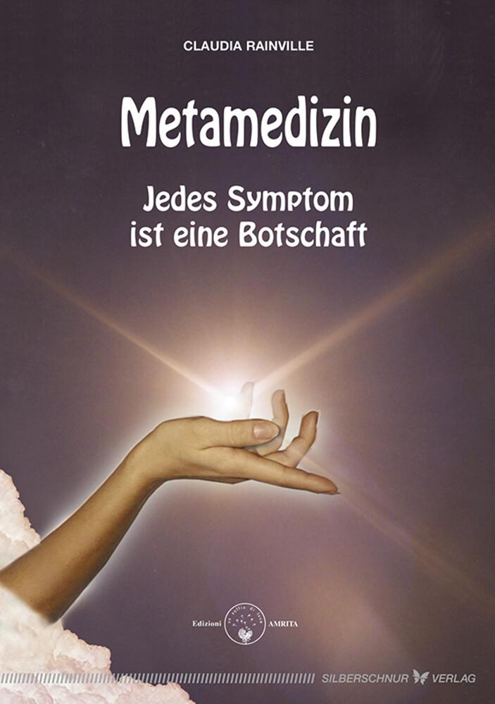 Metamedizin als Buch von Claudia Rainville
