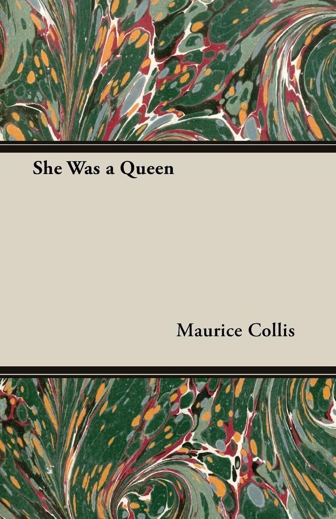 She Was a Queen als Taschenbuch