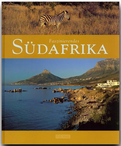 Faszinierendes Südafrika als Buch