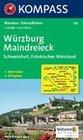 Würzburg - Maindreieck - Schweinfurt - Fränkisches Weinland 1 : 50 000