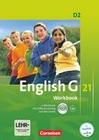 English G 21. Ausgabe D 2. Workbook mit CD-ROM (e-Workbook) und CD