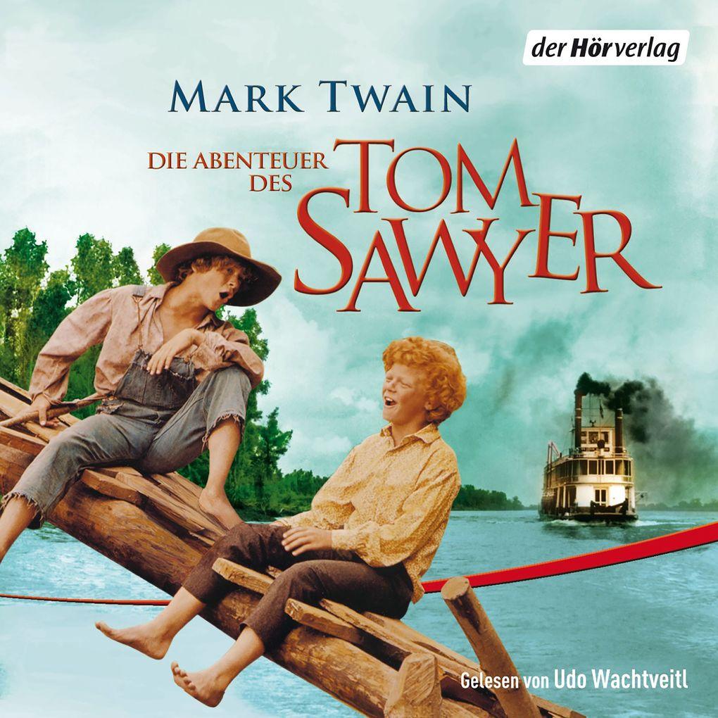 Die Abenteuer des Tom Sawyer als Hörbuch Download