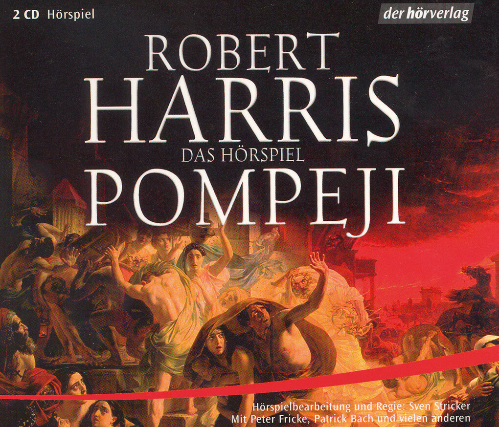 Pompeji als Hörbuch Download