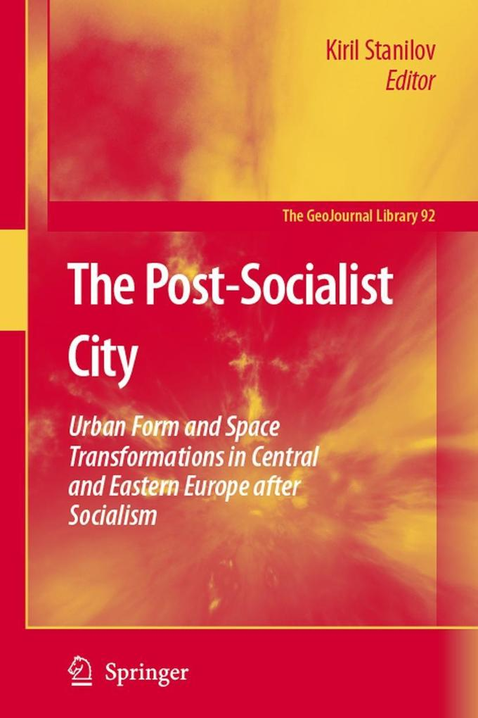 The Post-Socialist City als Buch von