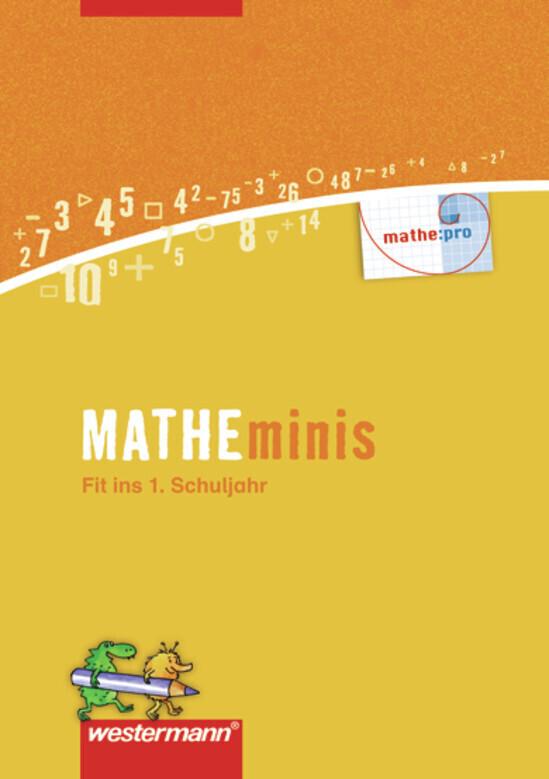 mathe:pro MATHEminis als Buch von Jens Holger Lorenz, Angelika Röttger