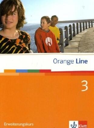 Orange Line 3. Erweiterungskurs. Schülerbuch als Buch