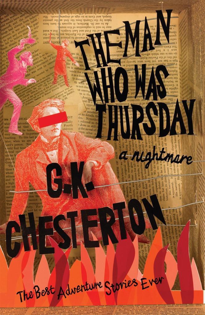 The Man Who Was Thursday: A Nightmare als Taschenbuch