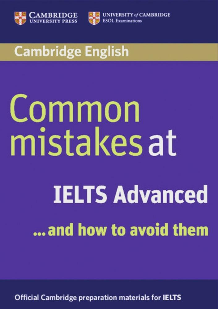 Instant IELTS. Common Mistakes. Advanced als Buch