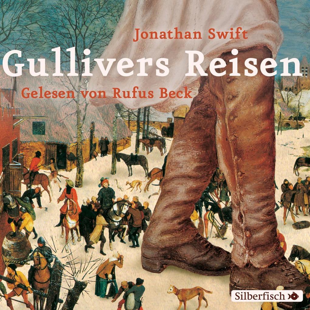 Gullivers Reisen als Hörbuch Download