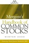 Mergent's Handbook of Common Stocks