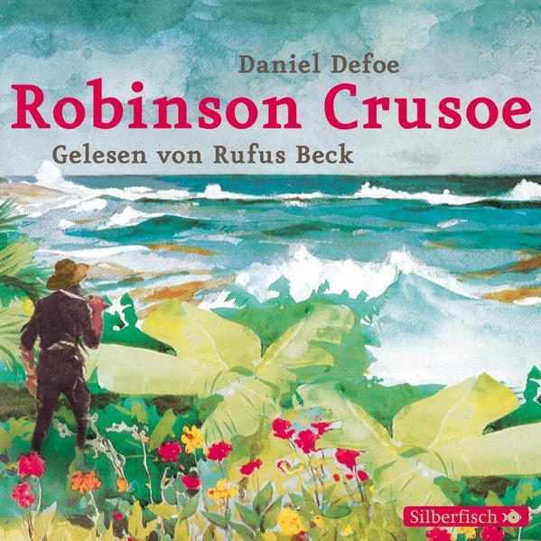 Robinson Crusoe als Hörbuch