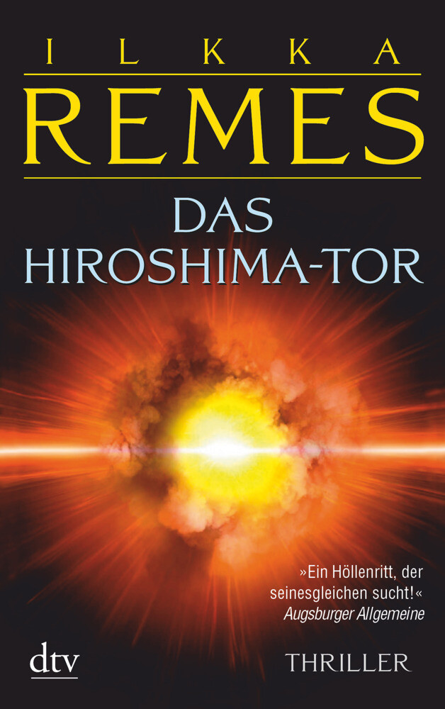 Das Hiroshima-Tor als Taschenbuch