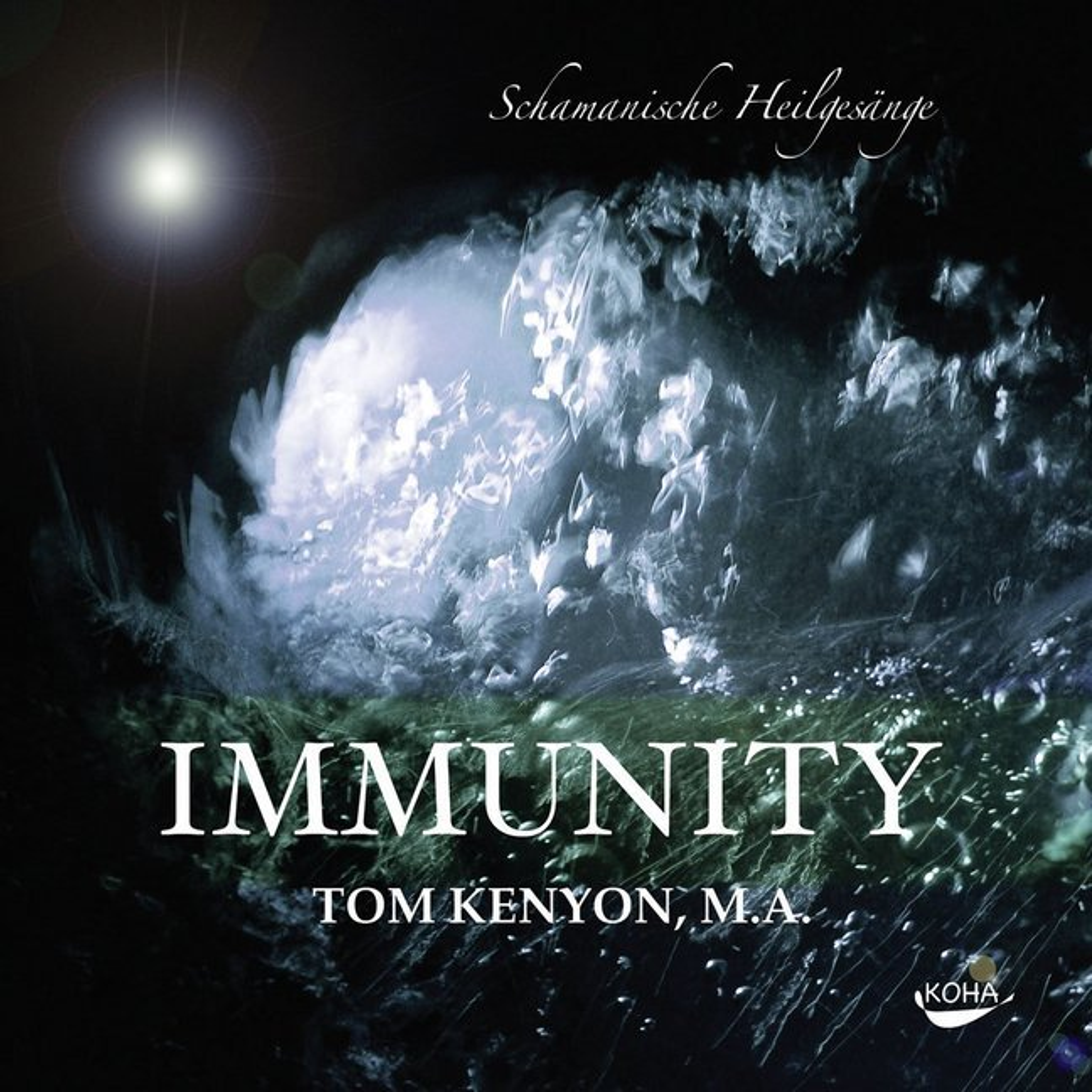 Immunity. Audio-CD als Hörbuch CD von Tom Kenyon