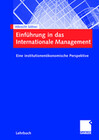 Einführung in das Internationale Management